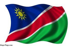 Flag_Nambian