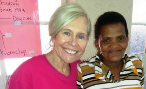 Barbara and Belinda