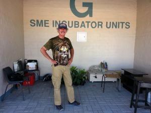 SME INCUBATOR UNITS