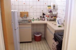 Kitchen at Katie's