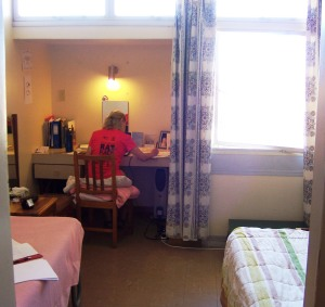 Nurse Home Bedroom and Office