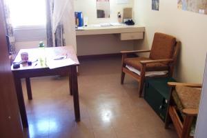 Nurse Home Steve's Study and Our Den