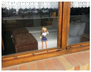 Barbie in Swakop