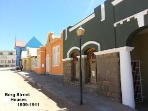 Berg Street Houses