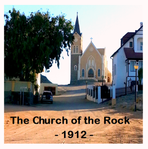 Church of the Rock 1912
