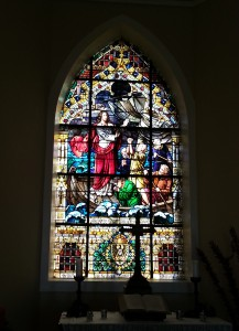 Church of the Rock window