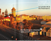 Musikwoche venue and accommodations