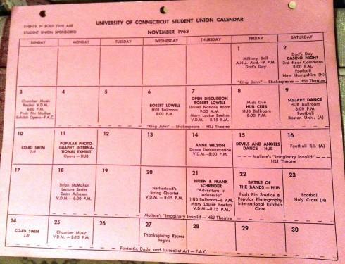 uconn-nov-1963-calendar-3